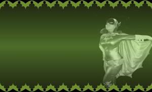 Batgirl Background