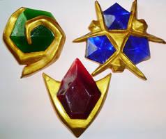 New Spiritual Stones - V.2 by Linksliltri4ce