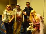 Walking Dead Cosplay Group 4