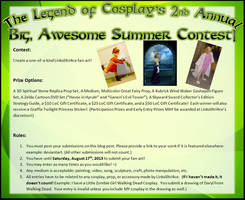 2013 Big Awesome Summer Contest!!!