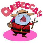 Quebecca!! Bravest Warriors - Catbug!