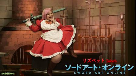 Happy Sword Smith Shop! -Lisbeth -Sword Art Online