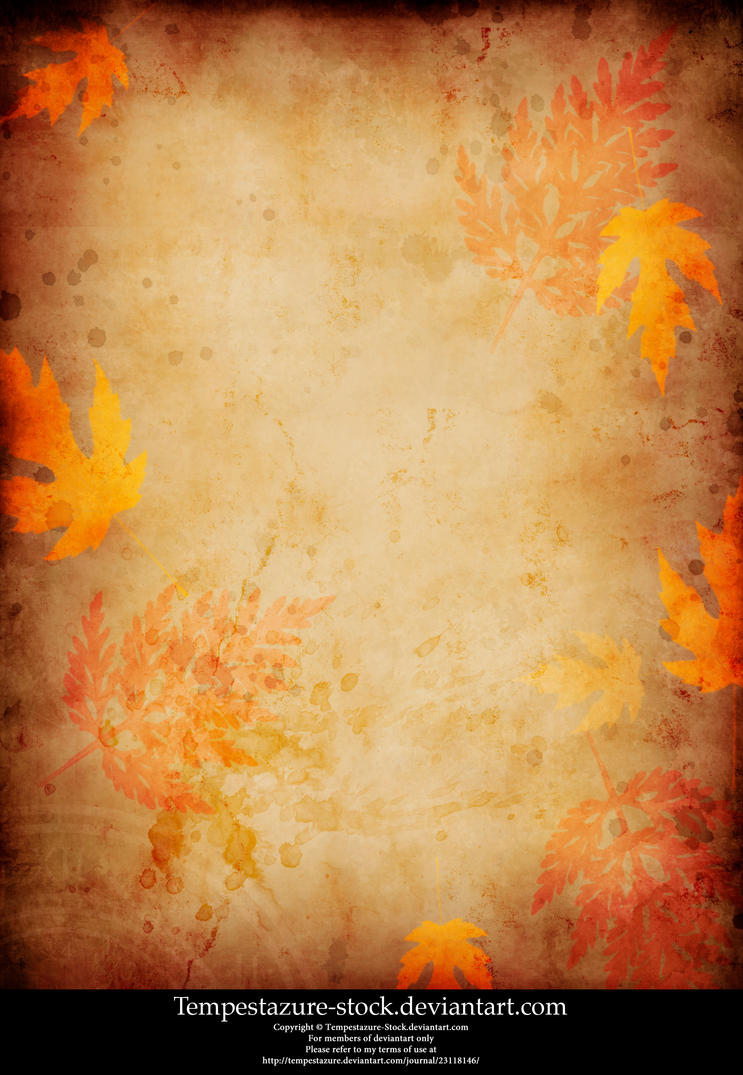 Autumns Call-Stock by tempestazure-Stock