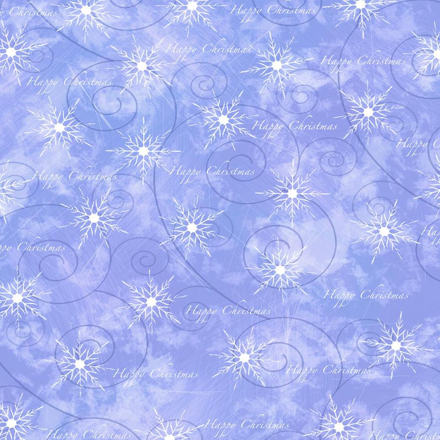 Scrapbook paper booklet - Winter Scrapbook Paper 2 By Tempestazure Stock