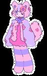 Pastel flower(Flatsale)