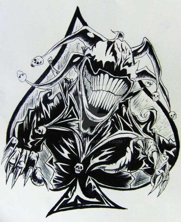 Wicked Jester. by Darxen on DeviantArt