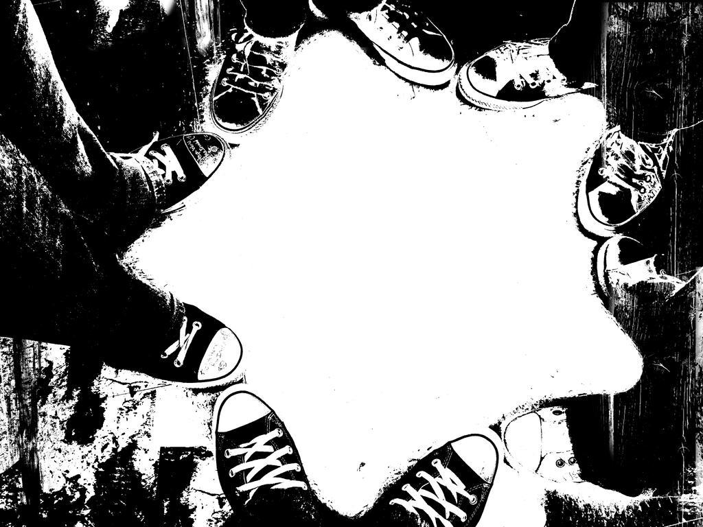 Converse All Star Wallpaper