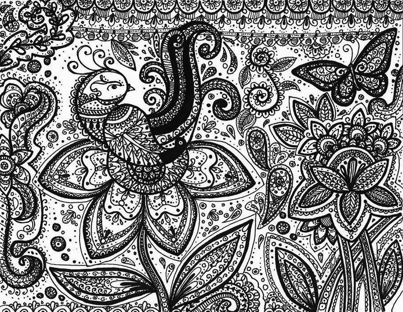 Henna Doodles By Darxen On DeviantArt