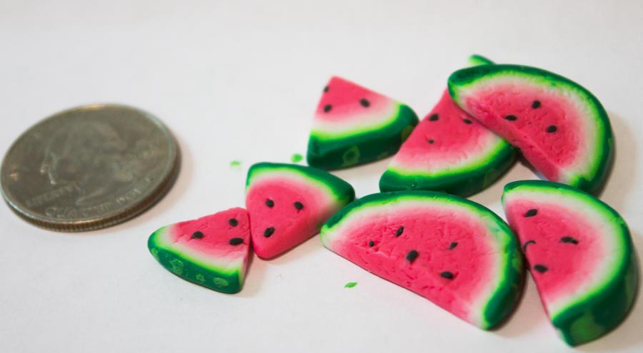 clay watermelon