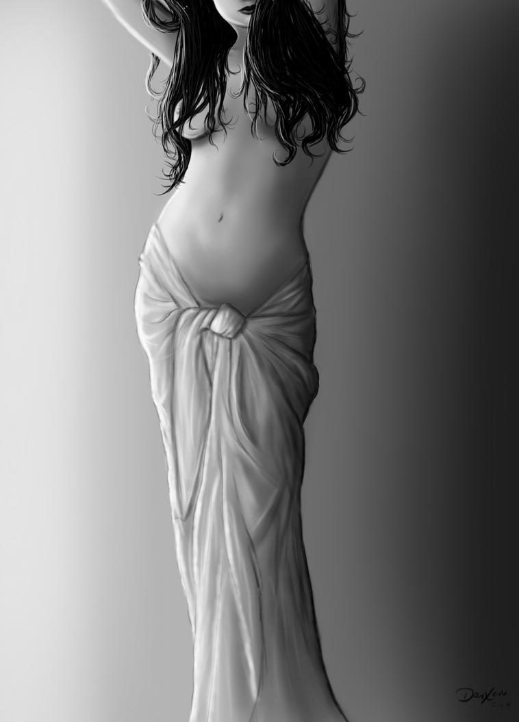 Nude 4 by Darxen