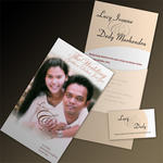Ivonne Wedding's Invitation by heftymonk