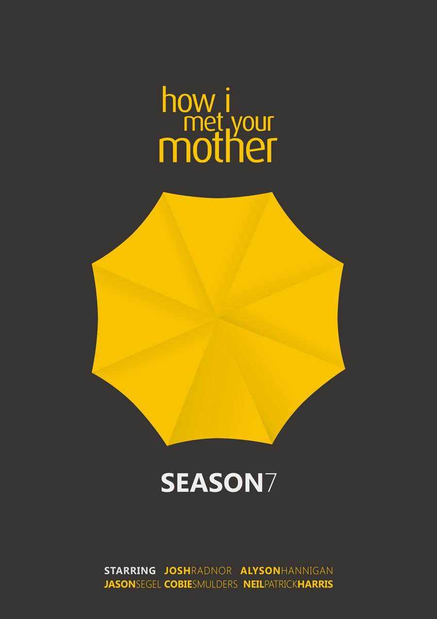 How I Met Your Mother -minimal by DesignArrow