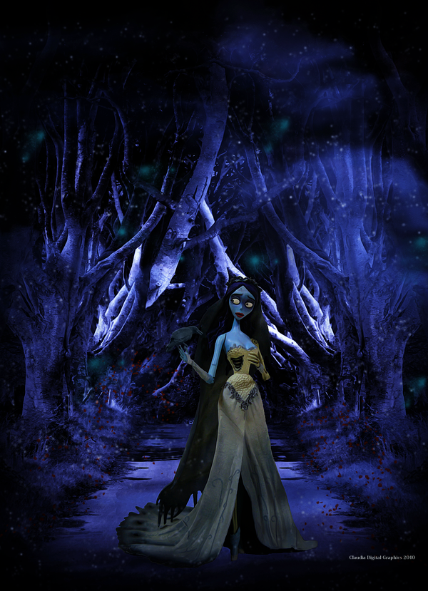 The Corpse Bride by MysticSerenity