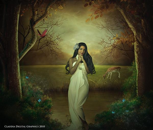 My Paradise by MysticSerenity