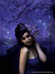 Dream in purple by MysticSerenity