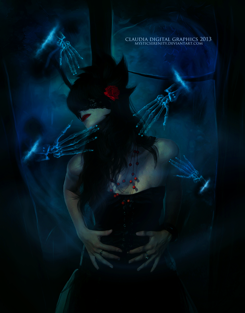 Touch by Death by MysticSerenity