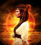 Agla  Passing the Test of Time by MysticSerenity