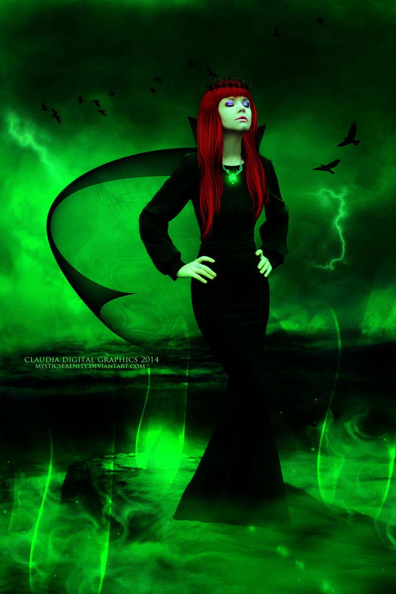 Malevolent Queen