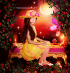 Pretty Little Lady by MysticSerenity