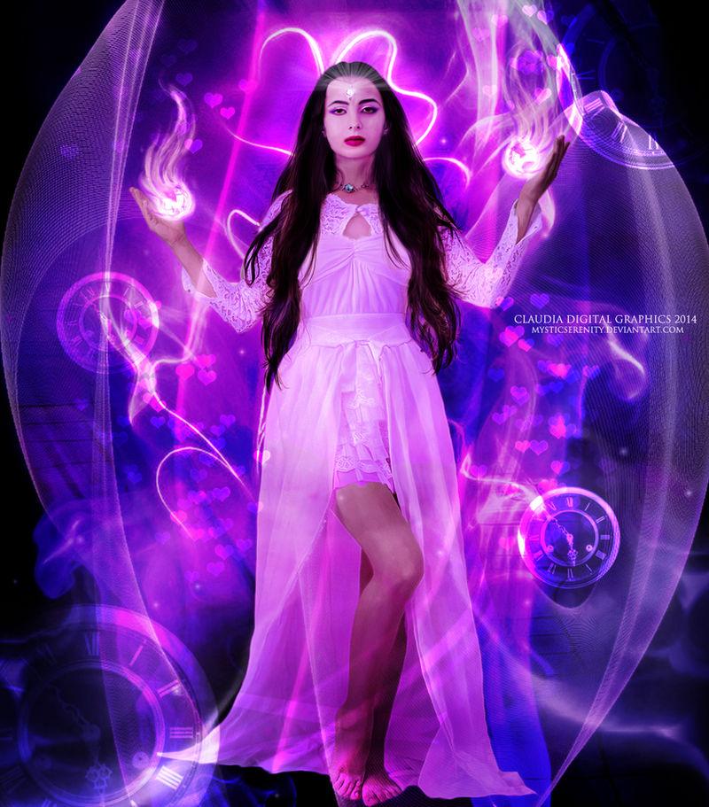 White Magic Witch