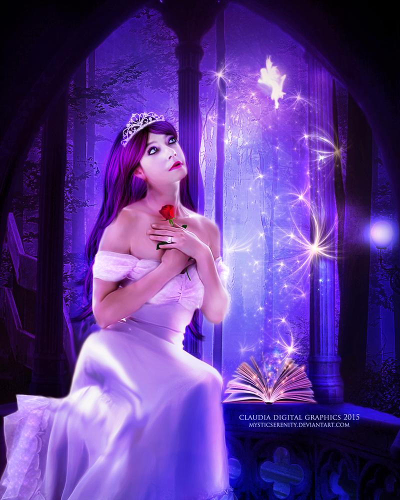 Princess Wish by MysticSerenity
