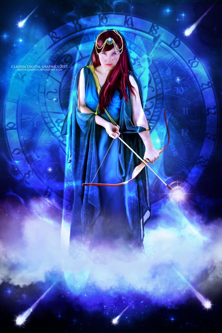 Vixen of Destiny by MysticSerenity