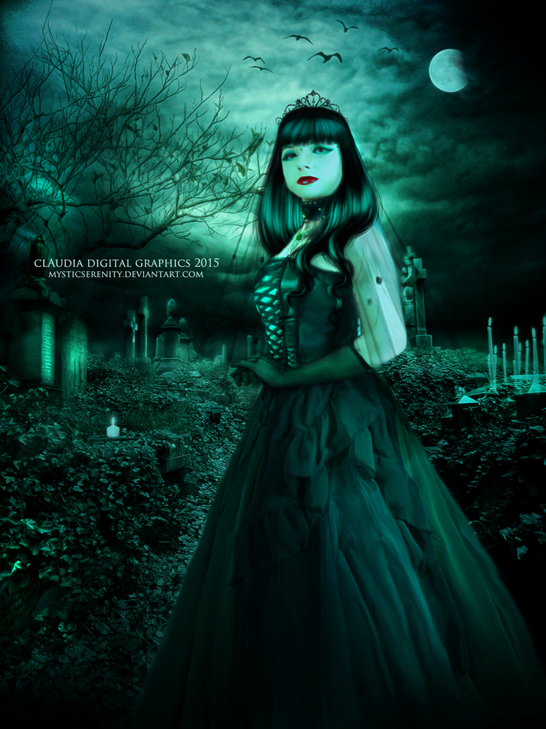 The Widow by MysticSerenity
