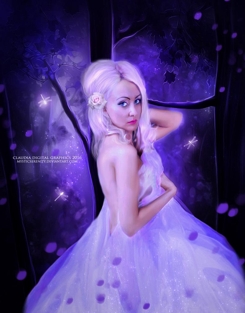 Oksana Kristi Fantasy by MysticSerenity