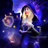 The Secret Wizard by MysticSerenity