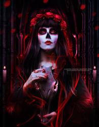 Dark Spirits by MysticSerenity