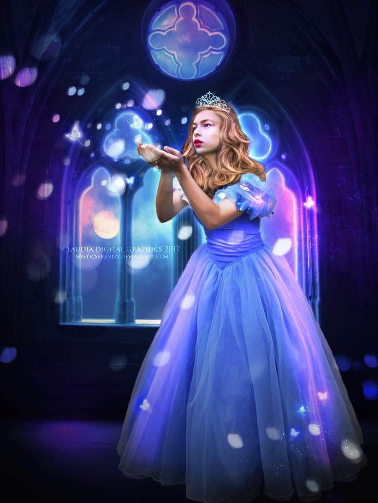 Cinderella Fairytale by MysticSerenity