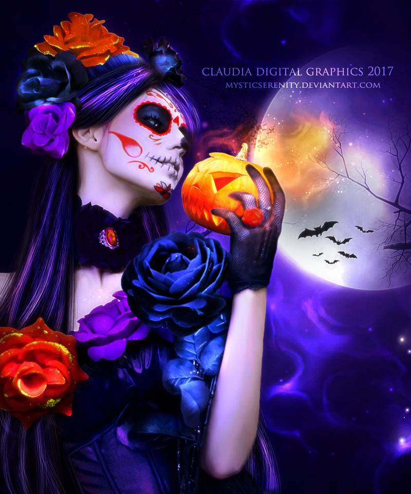 Pumpkin Voodoo by MysticSerenity