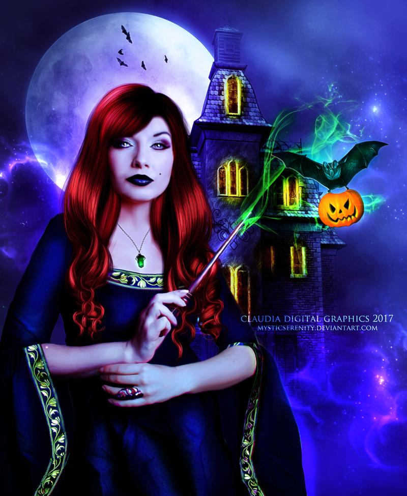 Bewitch Night by MysticSerenity