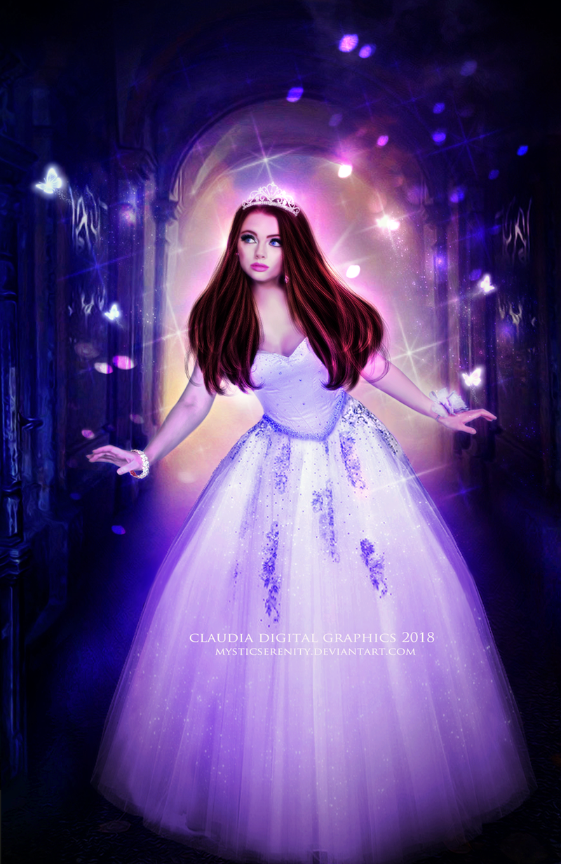 Walking into my Fairytale by MysticSerenity