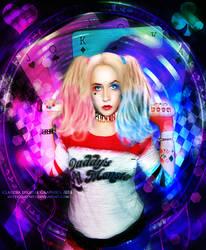 Harley Quiin by MysticSerenity