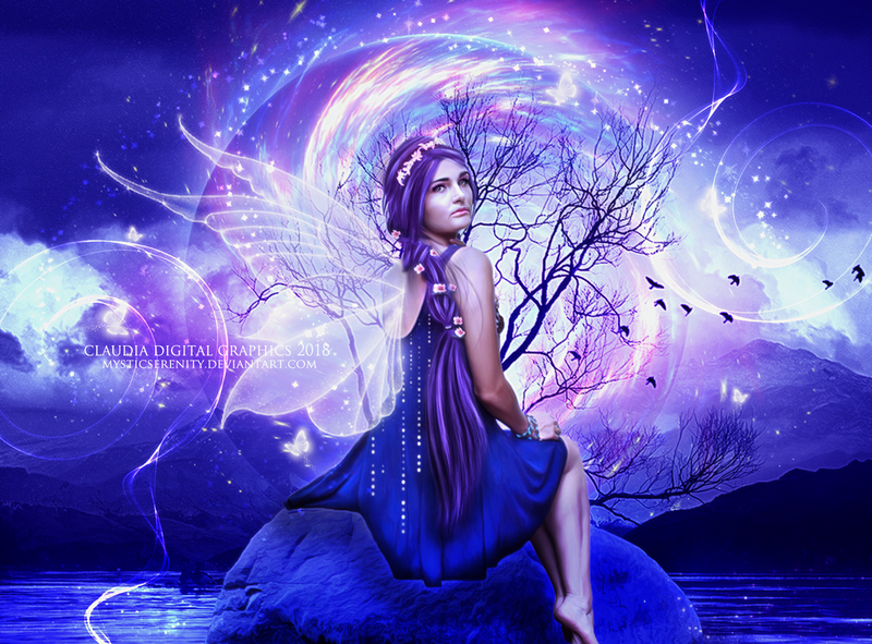 Somewhere I Belong by MysticSerenity