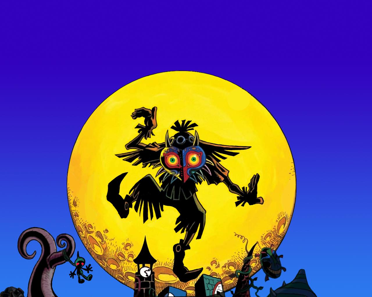 Amazing Wallpaper Halloween Zelda - legend_of_zelda___majora__s_mask_wallpaper_by_demi_feind-d4igswy  Trends_975296.png