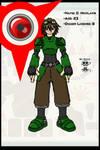 Megaman Legends OC