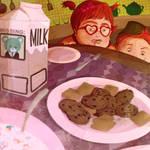 Sally Ponders on Cookies