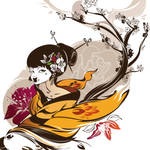 The Blossoming of Sakura 2