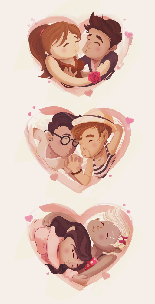 Love is Genderless by pyrotensive