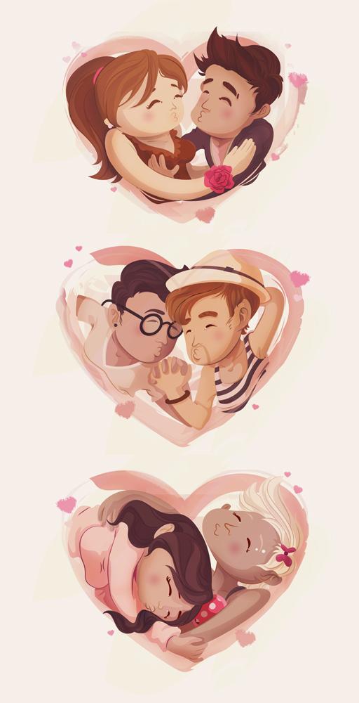 Love is Genderless by pyrotensive