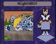 Nightw0lf by ariastrife