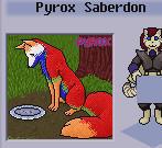 Portrait - Pyrox Saberdon