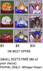 Premade Ports - Sold
