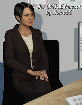 Office Mascot 1