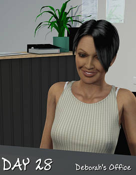 Office Mascot 8