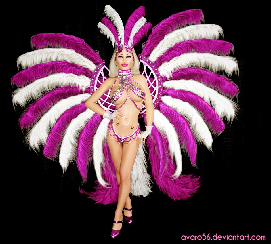 Showgirl by Avaro56