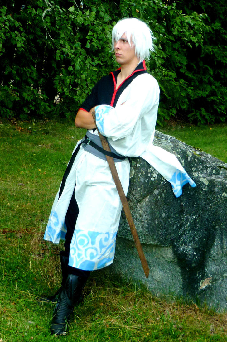 gintoki cosplay - photo #28