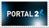 Portal 2 Stamp by Indy-chan